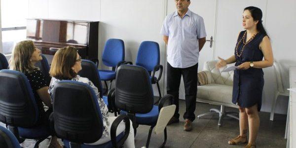 SÃO LUÍS: Secretário Moacir Feitosa participa da posse dos novos coordenadores do Fórum Municipal de Educação