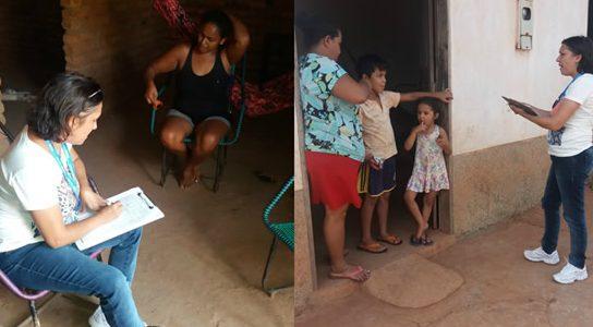 MAIS IDH: Caema orienta famílias para uso de kits sanitários, nas primeiras 18 cidades beneficiadas