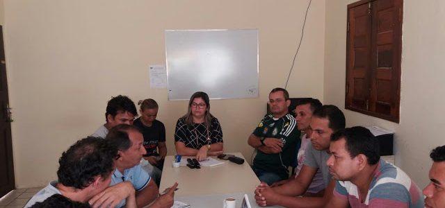 RAPOSA: Secretaria de Educação define em reunião com motoristas do transporte escolar ações para o setor