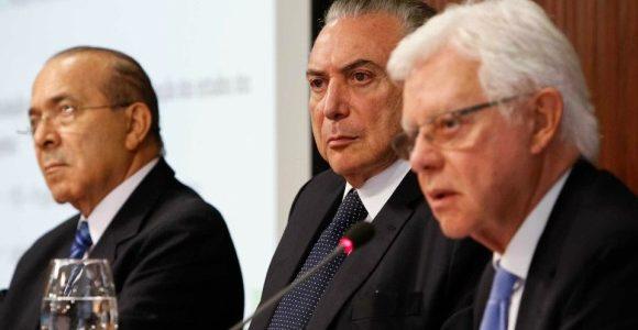 QUADRILHA PRESIDENCIAL: Temer é indiciado pela PF no inquérito dos portos por corrupção, lavagem e organização criminosa