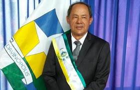 DAVINÓPOLIS: Prefeito Ivanildo Alves é sequestrado e assassinado em sua chácara