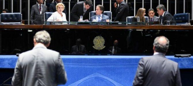 PRIMEIRA DERROTA DE BOLSONARO: Senado dá reajuste a ministros do STF, com impacto anual de R$ 5,3 bilhões