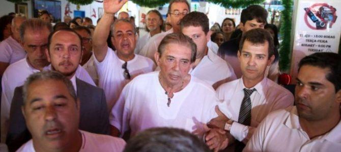 ABUSOS SEXUAIS: Sem chance de fugir com R$ 35 milhões, João 'de Deus' se entrega à polícia