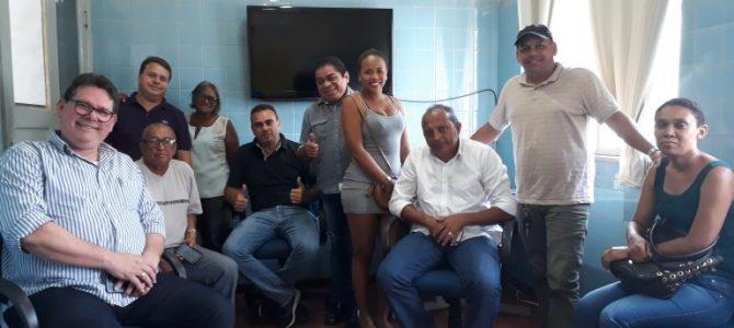 NOTA OFICIAL EM CODÓ: Pedro Belo afirma que encontro foi informal e não teve caráter político