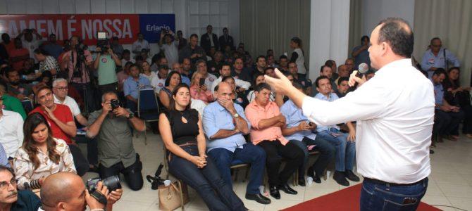FAMEM: Chapa encabeçada por Erlânio Xavier demonstra favoritismo para comandar a entidade no biênio 2019/20