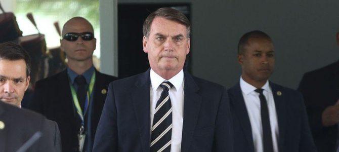 DATAFOLHA MOSTRA: População está de um lado, Bolsonaro de outro